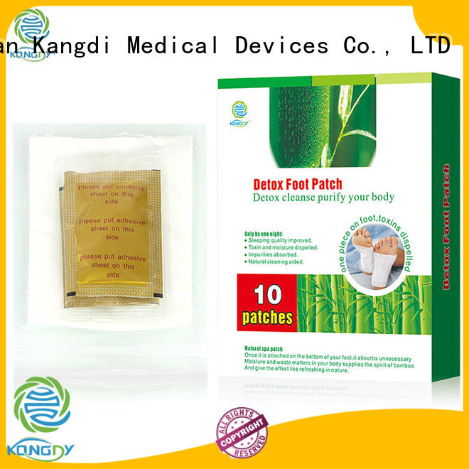 Kangdi foot toxin patches for business Body health care