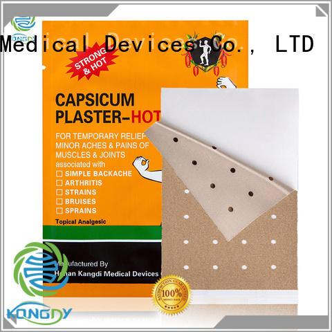 Kangdi Custom porous capsicum plaster factory Healthy body