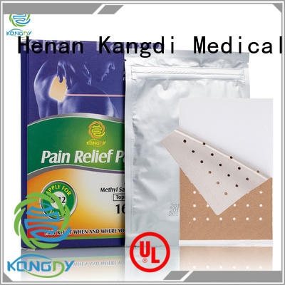 Kangdi Best pain relieving patch Suppliers health care
