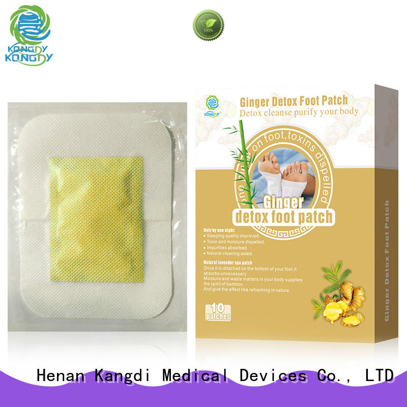 Latest detox foot patch Supply health care