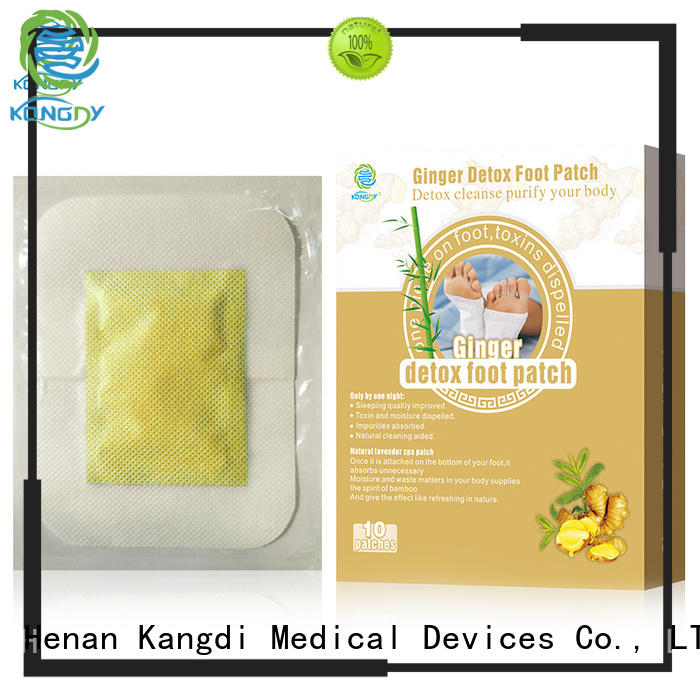 Custom detoxing foot patches Suppliers Medical Devices