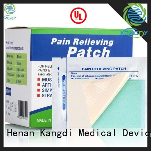 Kangdi New chinese pain relief patches company Body health care