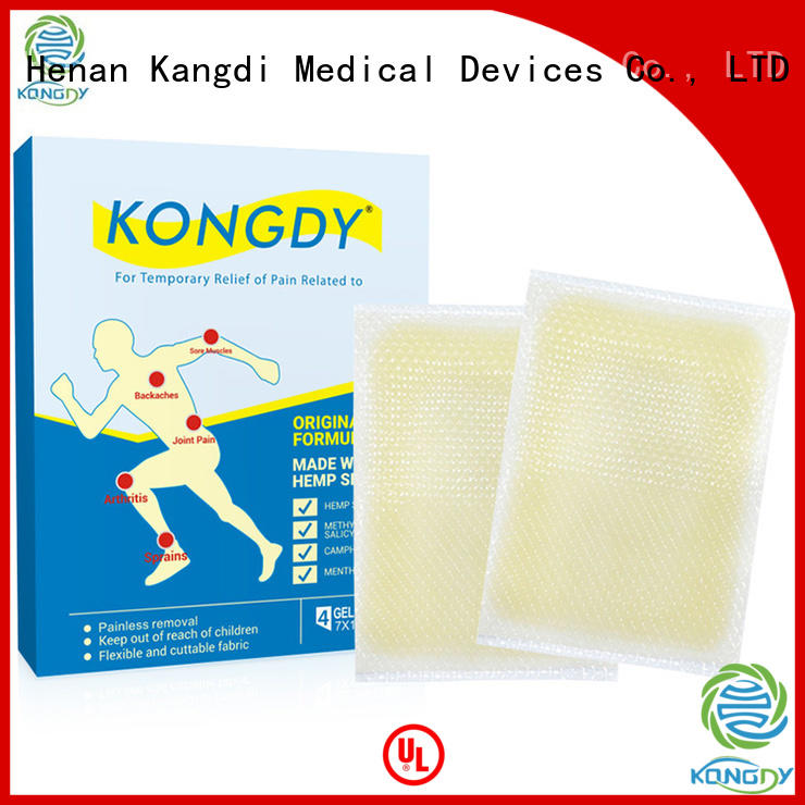 Kangdi pain relieving patch prescription manufacturers Body health care