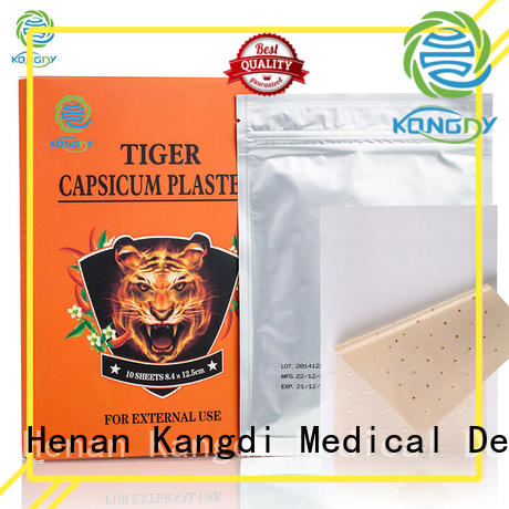 Top capsicum patch Supply Medical Devices