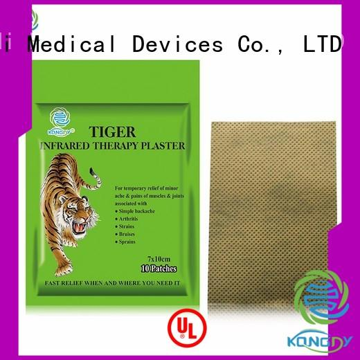 Kangdi High-quality tiger capsicum plaster Suppliers Body health care