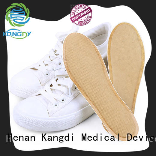 Kangdi self adhesive heat patches manufacturers Healthy body