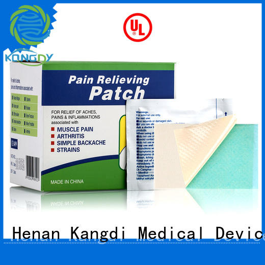 Kangdi new pain relief patch manufacturers Medical Devices