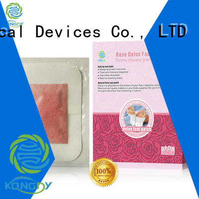 Kangdi Latest detox foot patches Supply Healthy body