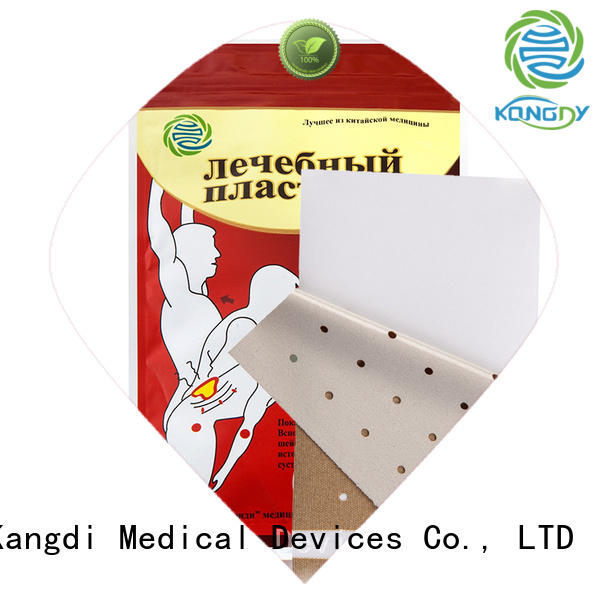 Latest capsicum patch factory Medical Devices