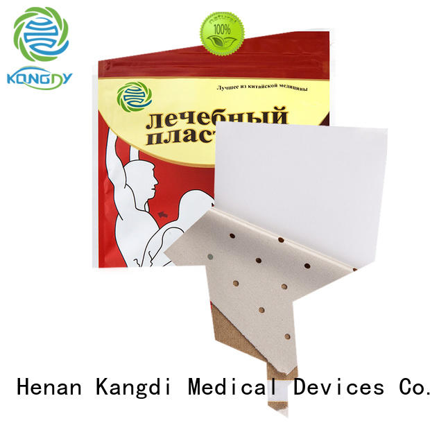 Kangdi Top tiger capsicum plaster company Medical Devices