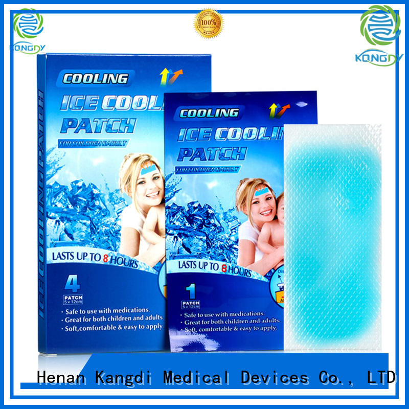 New cool gel patch Supply Healthy body