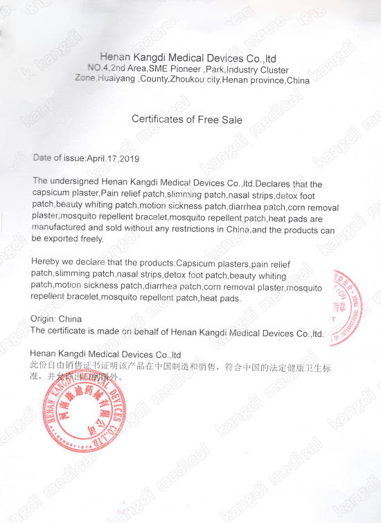 CCPIT certificate-3