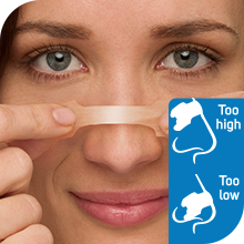 Medium Nasal Strips