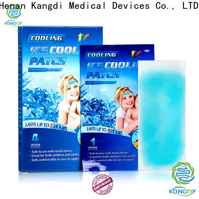 Kangdi High-quality kids cool pack Supply health care
