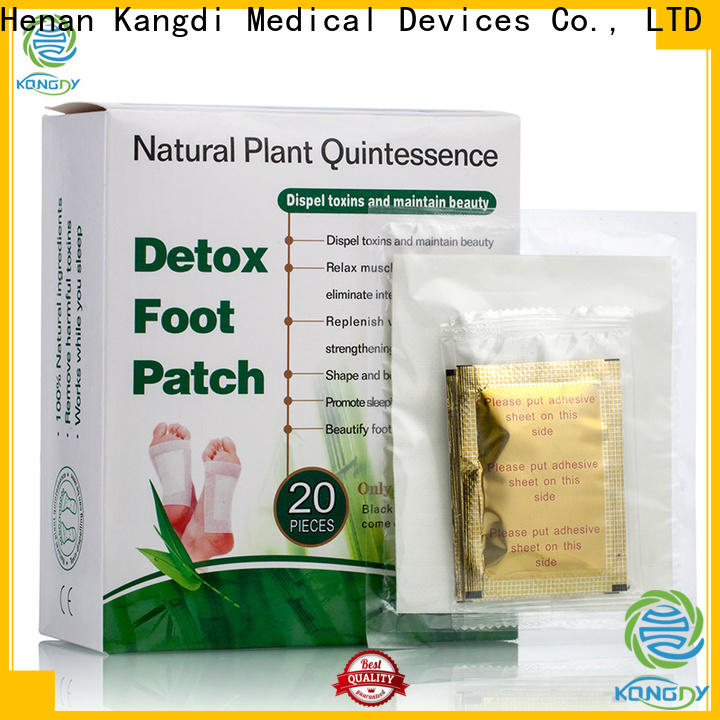 Kangdi detox foot pads walmart for business Healthy body