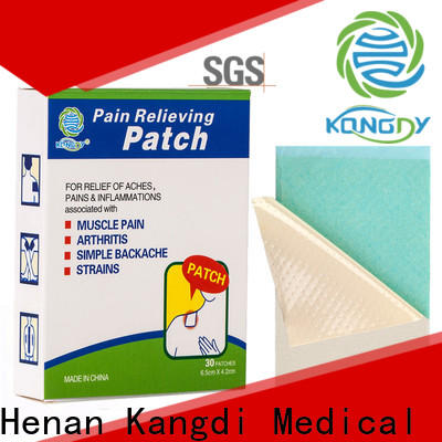 Kangdi Best best back pain patches company Body health care