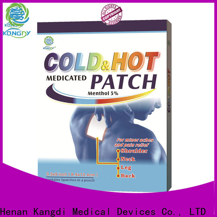 Latest heat plasters for back pain Suppliers Body health care