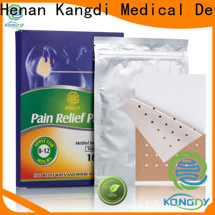 Kangdi chinese back pain patch factory Healthy body