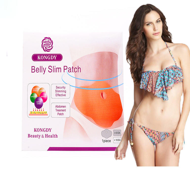 Quick Slimming Navel patch Weight Lose Products Fat Burning Patches Wholesale
