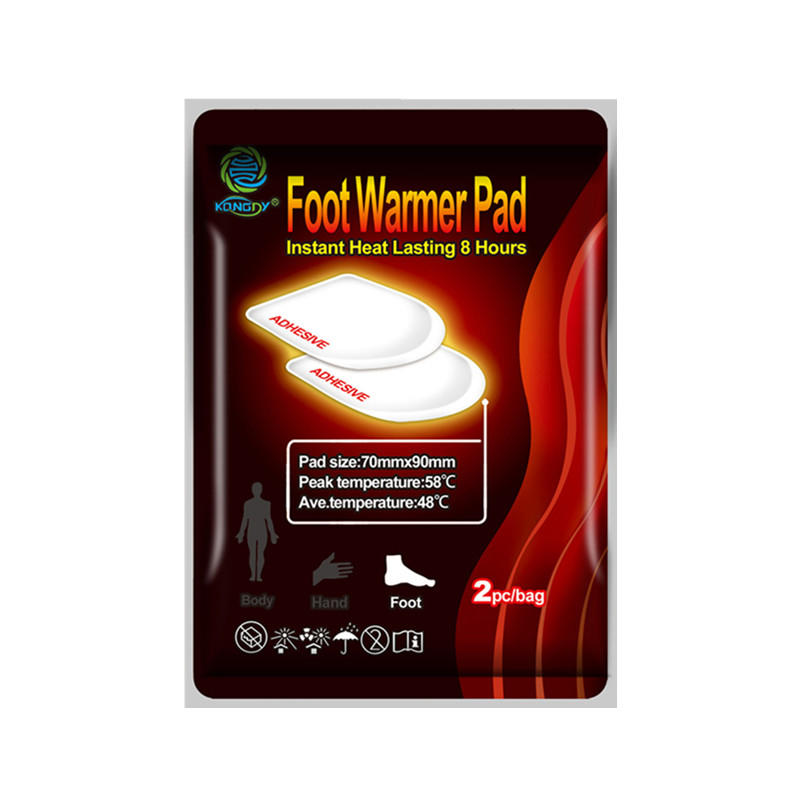 Winter Body Foot Warmer Heat Adhesive Patches Wholesale