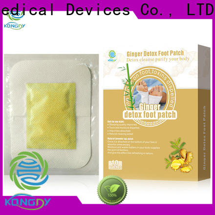 Latest bamboo foot patch company Healthy body
