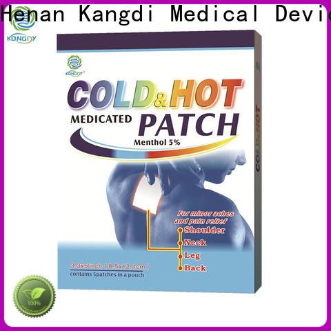 Kangdi porous capsicum plaster manufacturers health care
