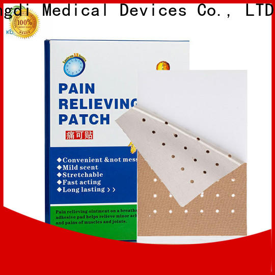 Best chronic pain patch factory Medical Devices