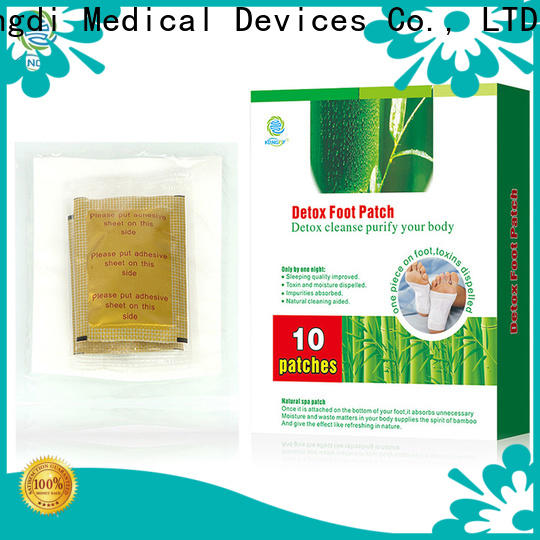Kangdi Custom japanese foot patch Supply Body health care
