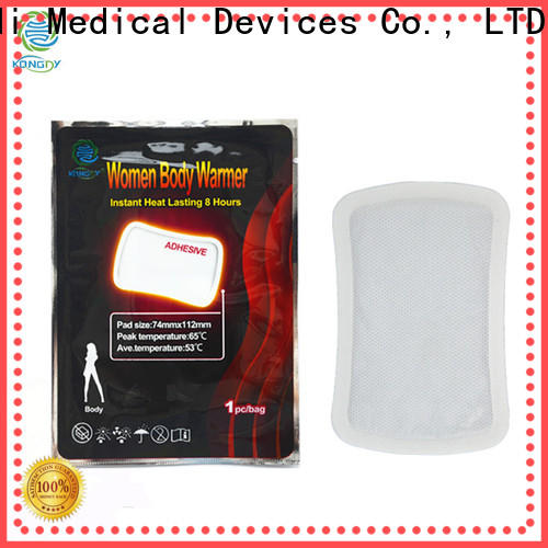 Kangdi warm patches on skin for business health care