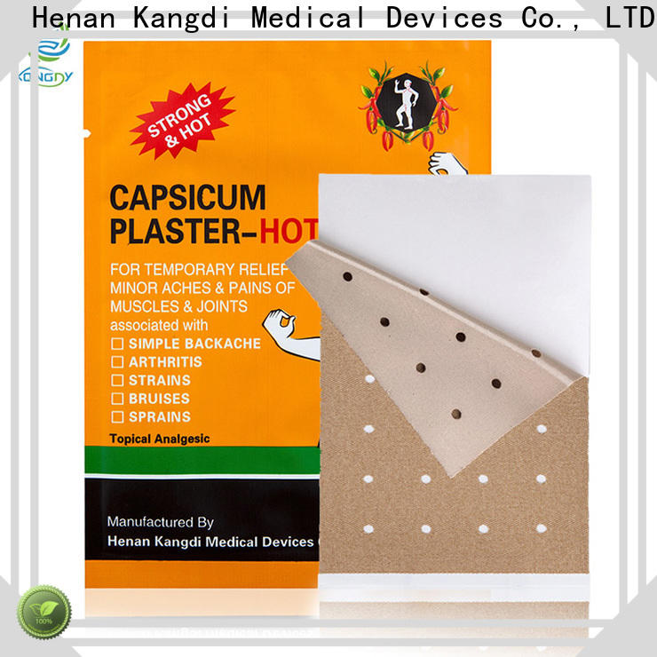 Kangdi New red chilli plaster company Medical Devices