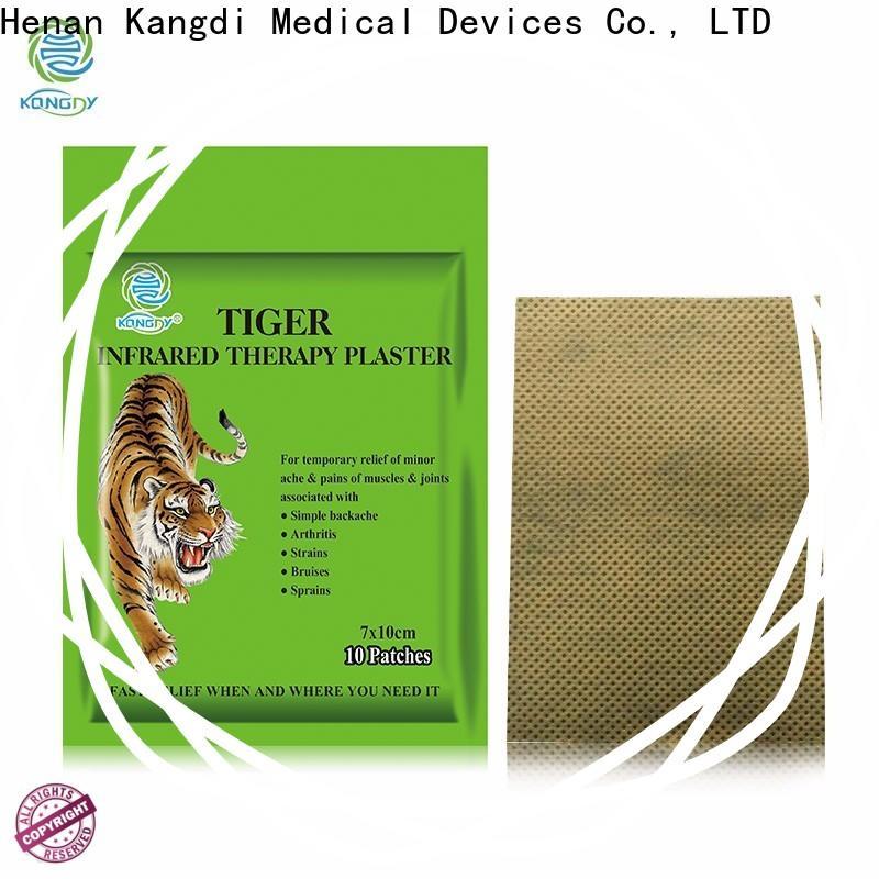 Kangdi porous capsicum plaster manufacturers Medical Devices