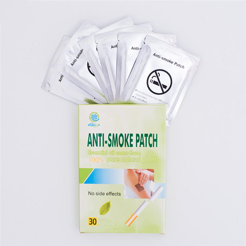 Hot selling quit smoking products anti-smoking device patches free stop smoke