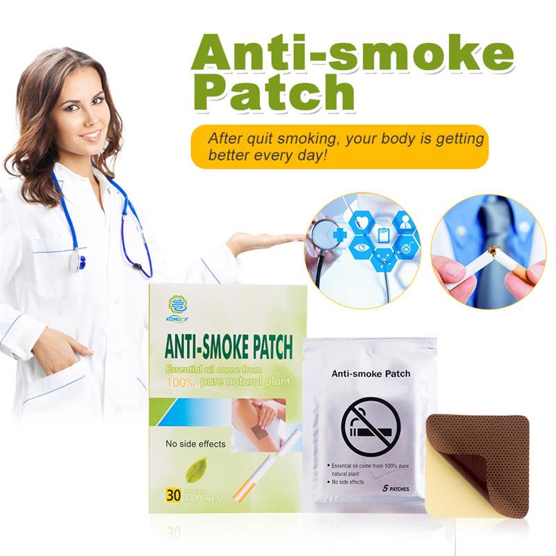 anti-smoke patches