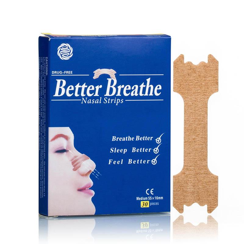 medicated nasal strips