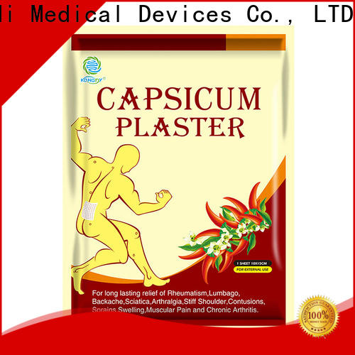 High-quality snake porous capsicum plaster company Body health care