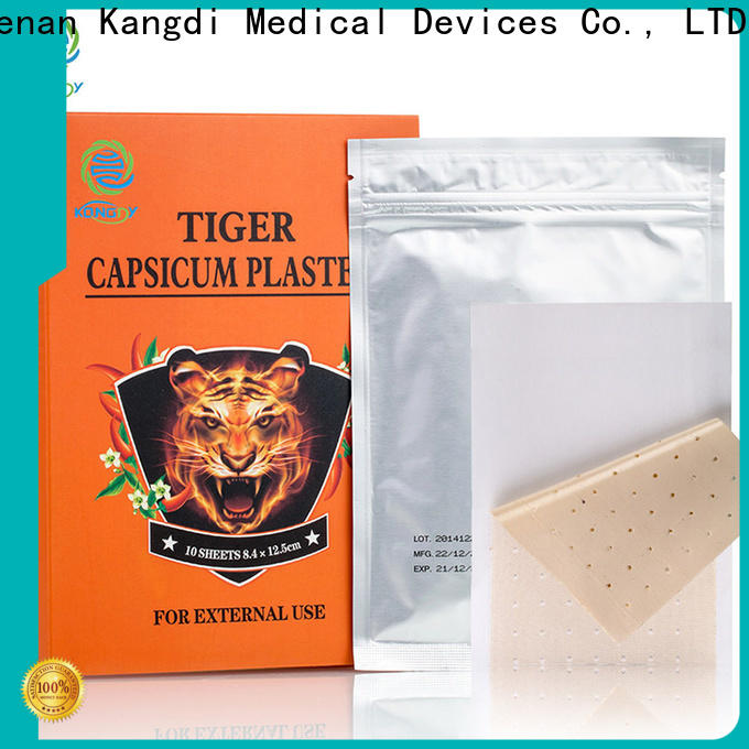 Kangdi High-quality capsicum chili company Healthy body